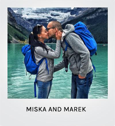 Miska and Marek