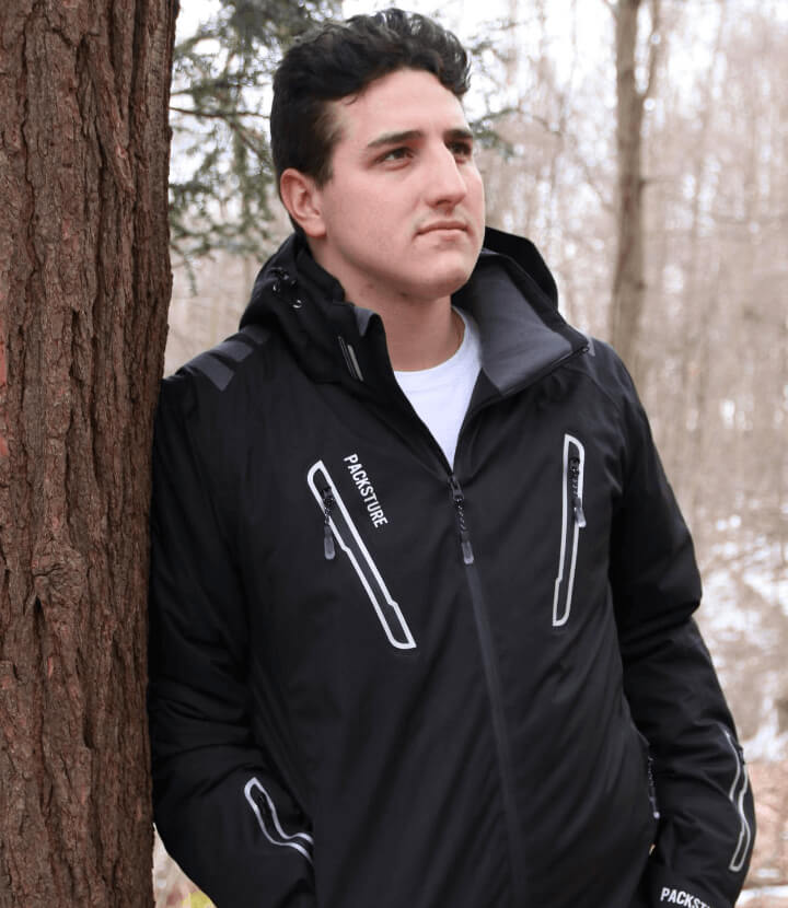 Packsture-Jacket