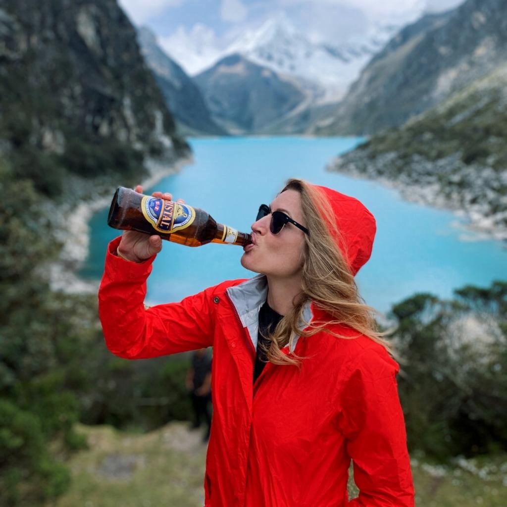 Outdoor Mountains Peru